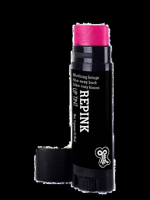 Repink It Lip Tint 5g. Fair Trade Organic Vegan Cruelty-Free Cosmetic