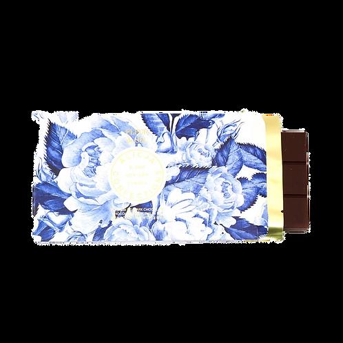 Fleur De Sel Dark Postcard Chocolate Bar 3 oz.