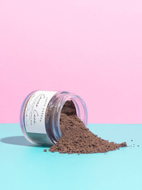 Cacao Cove Detoxifying Indulgence Mask: Ocean Minerals & Raw Cacao 60 g