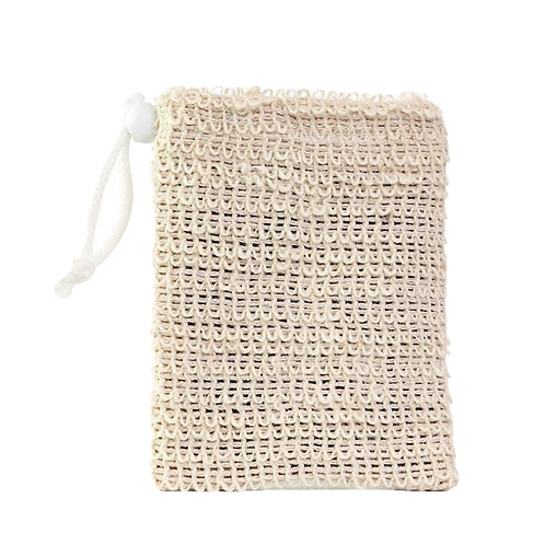 Sisal Soap Sack - Natural Fibre Exfoliator