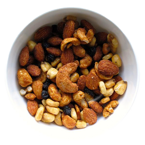 Beer City BBQ Trailmix 4 oz. Mood-Boosting Nutrition. Feeding Happiness
