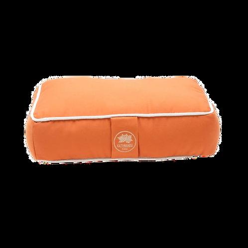 CITRUS Solid Cotton Travel Meditation Cushions by Katmandu Yogi