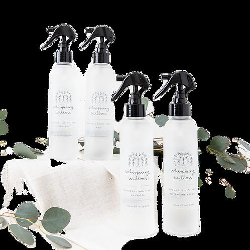 Rose Natural Aromatherapy Linen & Room Spray 8 oz.