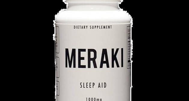 SLEEP AID Natural Supplements 1000 mg from MERAKI