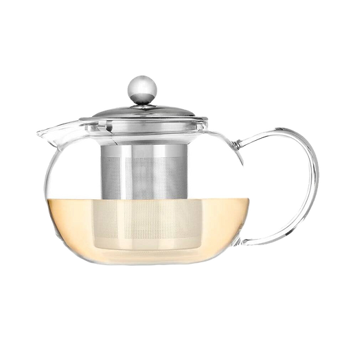 Candace Glass Teapot and Infuse​​​​​​​r