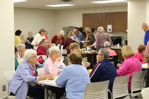 The Senior Center is a Hopping Place.jpg