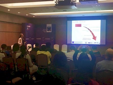 ISULabaNtu side event at the World Urban Forum (WUF9) in Kuala Lumpur