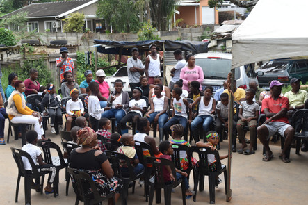 ISULabaNtu Dissemination Event in Havelock (Day 2)