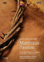 Bleuray Matthaeus Passion