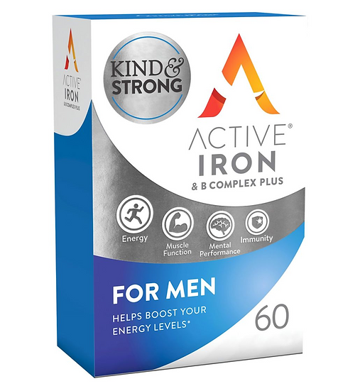Active Iron- For Men