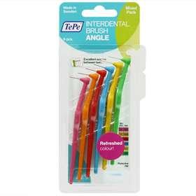 TePe Interdental Brush Angle Size Mixed Pack
