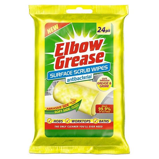 Elbow Grease Antibacterial Wipes