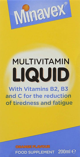 Minavex Multivitam Liquid