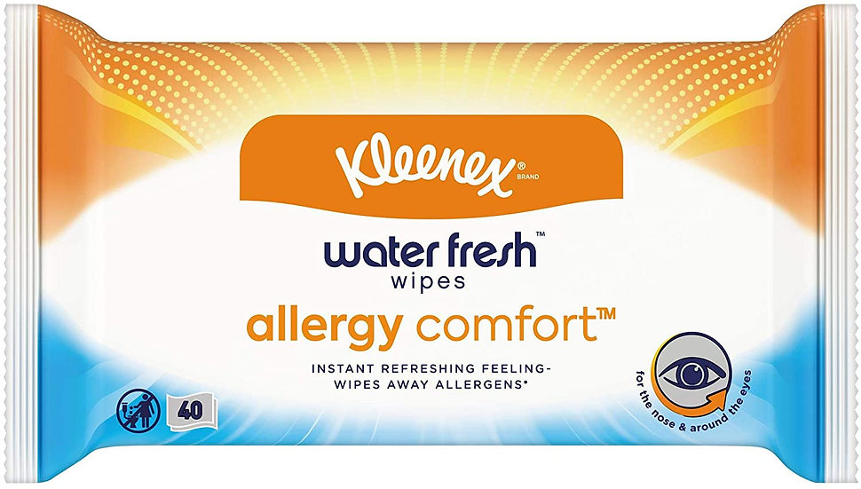 Kleenex Allergy Wipes