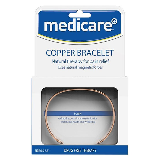 Medicare Copper Bracelet