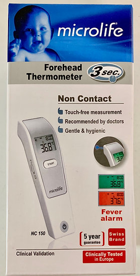 Microlife Non-Contact Thermometer