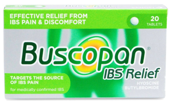 Buscopan IBS Relief Tablets 20s