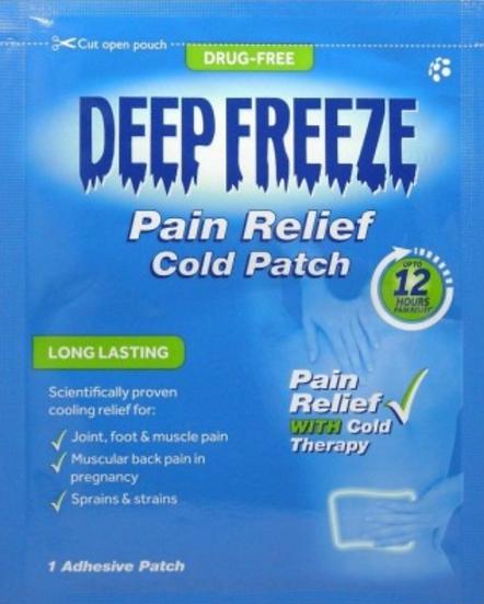 Deep Freeze Patch