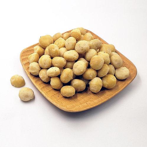 有機生夏威夷果仁 Organic Raw Macadamia Nuts 100g