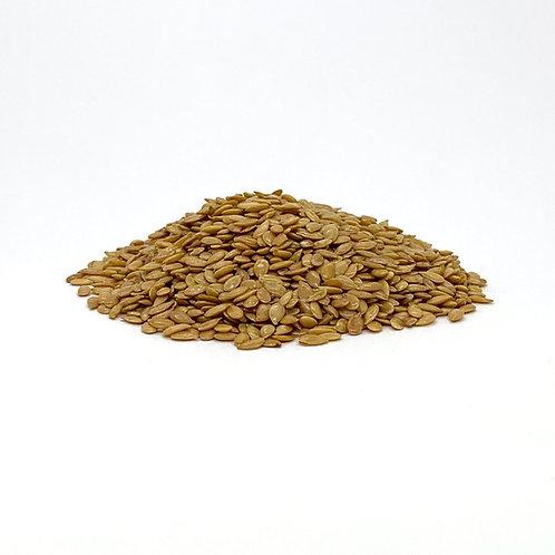 有機黃金亞麻籽 Organic Gloden Flax Seeds 100g