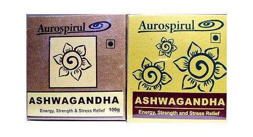 Organic Ashwagandha 100g