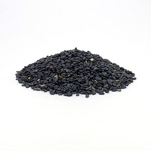 有機黑芝麻  Organic Black Seasame Seeds 100g