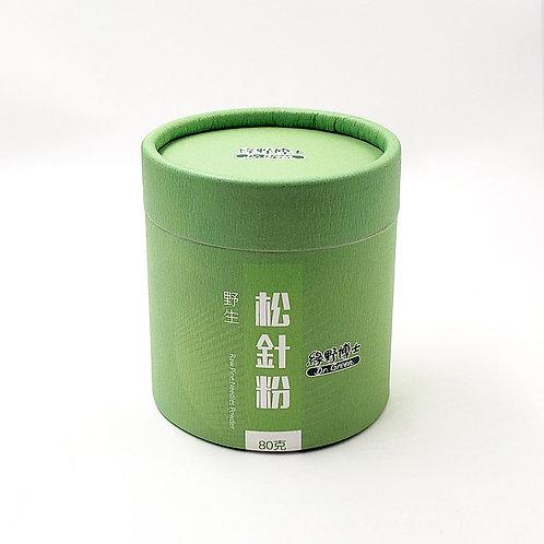野生松針粉家庭套裝( 80g x 5)