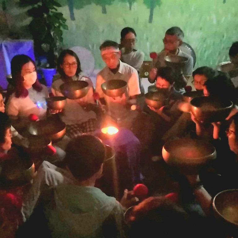 頌缽療癒體驗夜 - 公益課  (2021-E212-058)