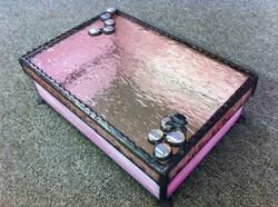 Pink Jewlery Box