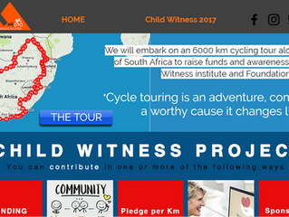 6000 KM CYCLE TOUR  FOR THE RIGHTS AND DIGNITY OF CHILDREN