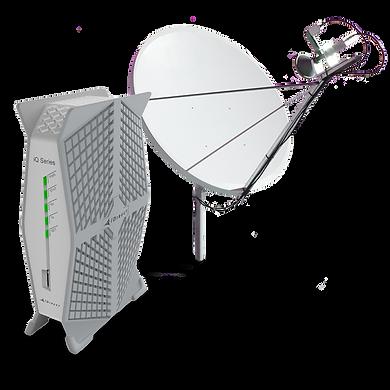 Link-Up Internet for Satellite Internet