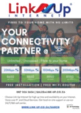 Link-Up Internet for Fibre at Umhlanga Arch