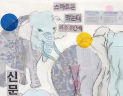 Layer01  Asian Elephant