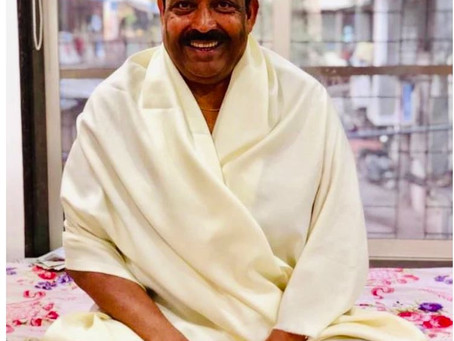 Greetings on World Father's Day, Sanskrit Mahanayak Megastar Aazaad