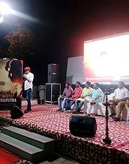 AZADI WITH AAZAAD  _ JNU, DELHI