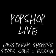 ezerd's popshop live