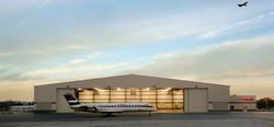 Comair Hangar