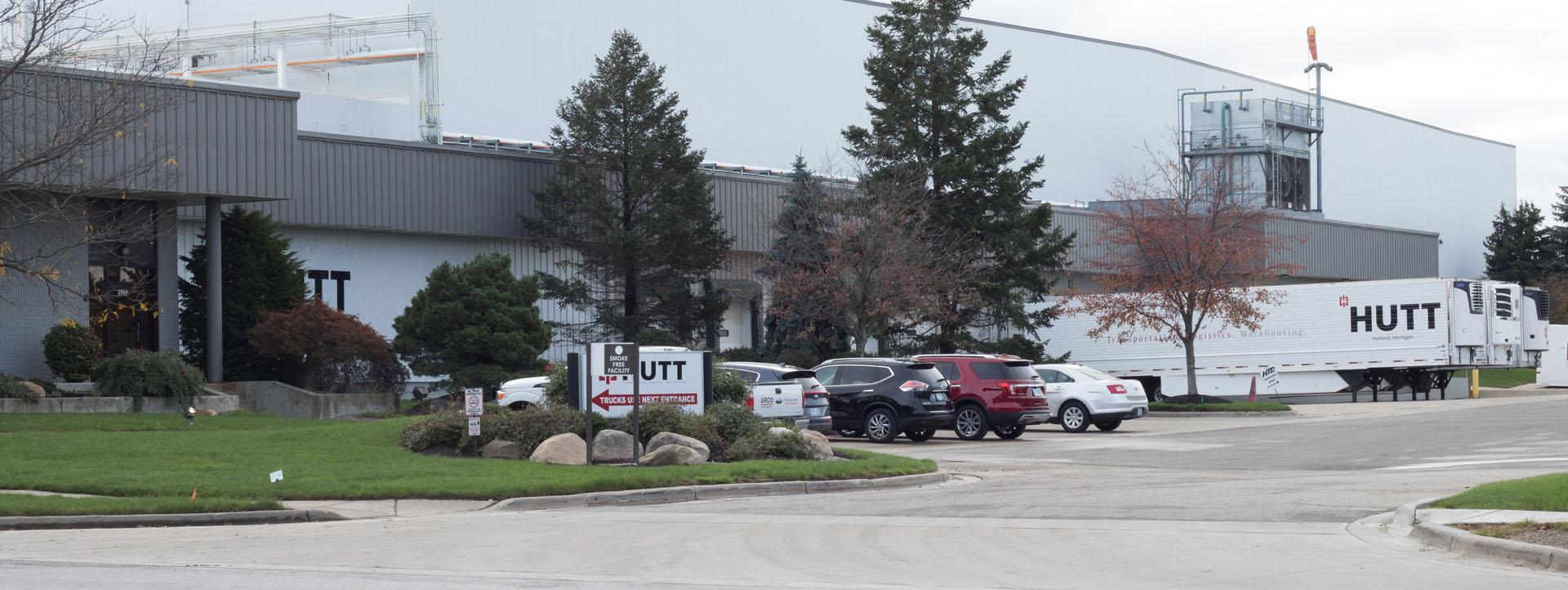 Hutt Logistics