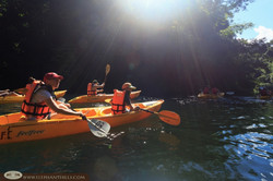 Elephant Hills Camp Kayaking-to-spot-wildlife-705x470