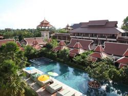 Siripanna Villa Resort & Spa, Chiang Mai