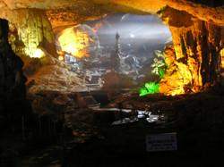 Halong fascinating caves