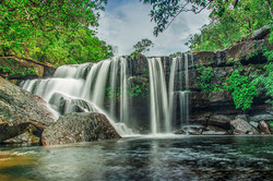 Phu Quoc Suoi-Tranh-waterfall