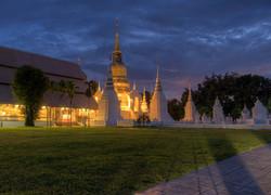 Wat-Suan-Dok-Night