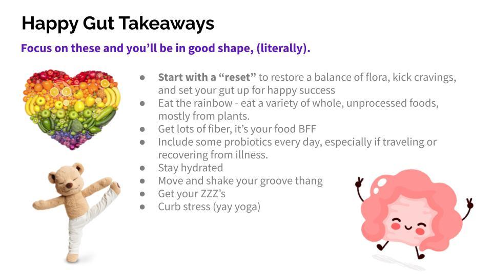 7 Happy Gut, Happy Life