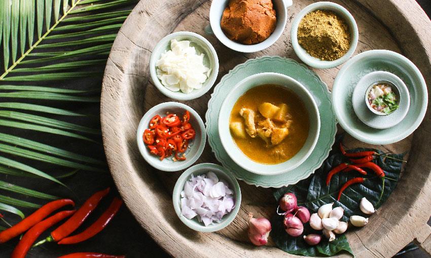 Secret of Thai Cuisine