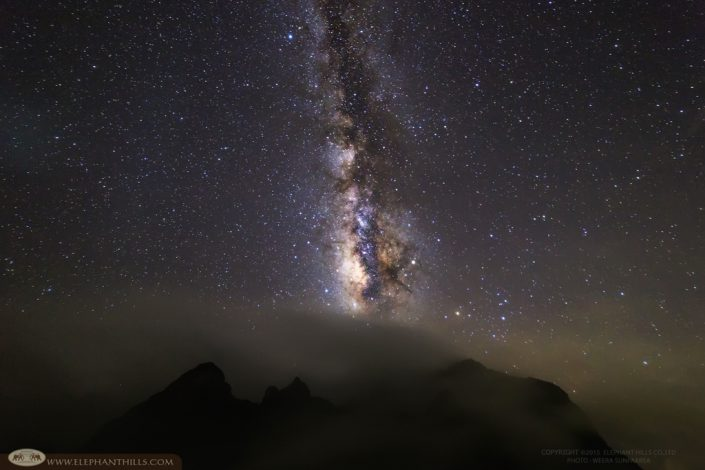 Elephant Hills Camp Night-sky-with-Milky-Way