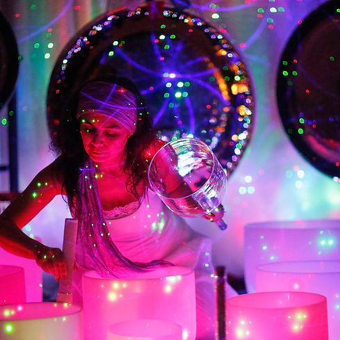 Linh James Breathwork Soundbath