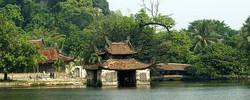 Hanoi Pagoda Thay