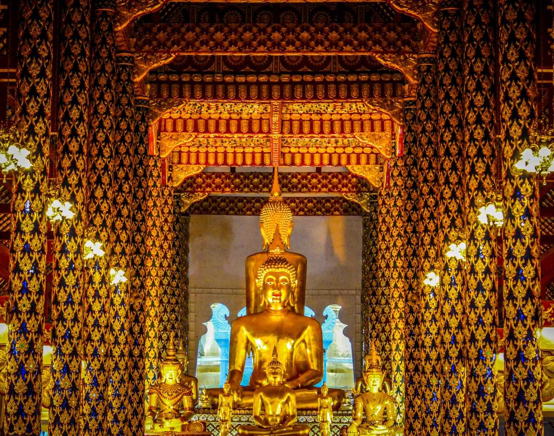 Wat Suan Dok 1