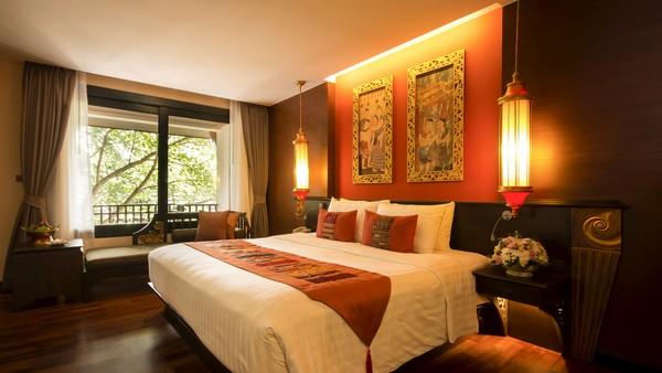 Siripanna Deluxe Lanna King Room